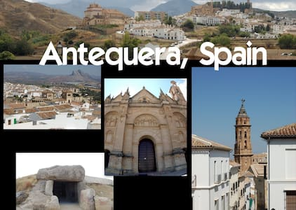 Apartment in the center of Antequer - Antequera
