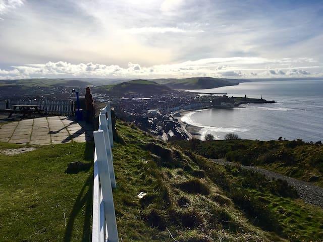 Aberystwyth seaside townhouse - Aberystwyth - Townhouse