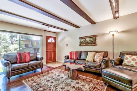 Luxury Family Condo Conveniently Central to skiing