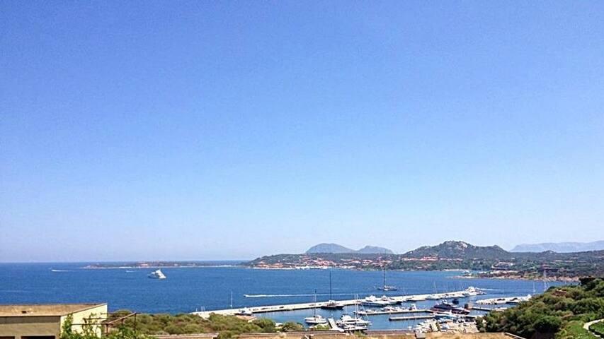 Trilocale con vista sul mare - Olbia - Apartmen
