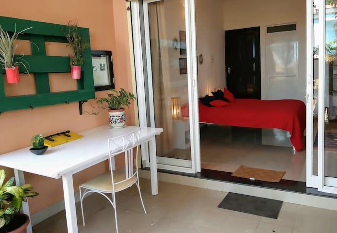 The Assagao House - Elegant Studio