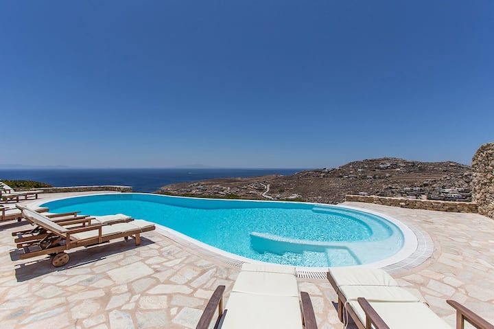 Super Paradise Villa One