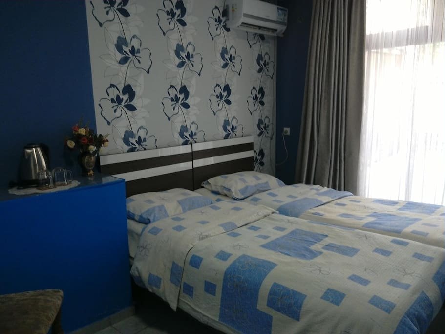 Double Room,with private Bathroom!