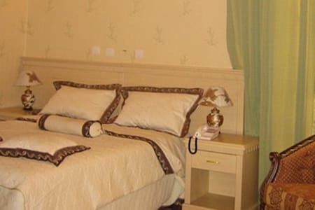 Cheap Hotel in Addis Ababa - Addis Ababa - Bed & Breakfast