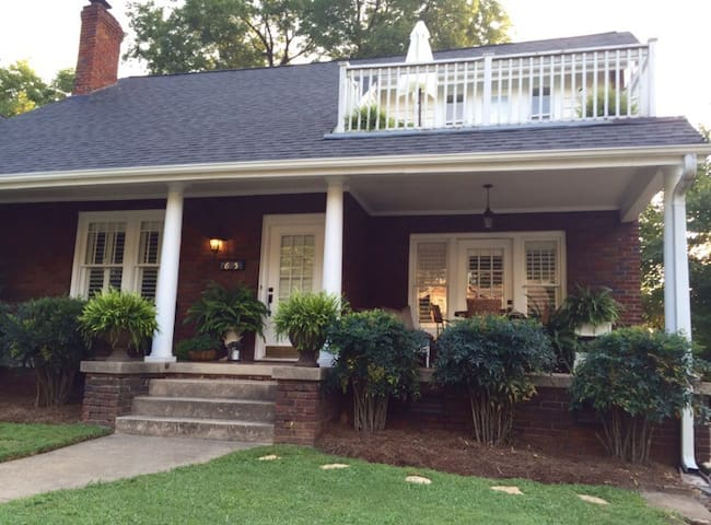 Downtown Private Home - Winston-Salem - Casa