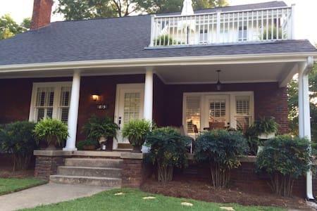 Downtown Private Home - Winston-Salem - Hus