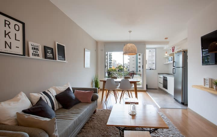 Modern Apartment in Palermo Hollywood