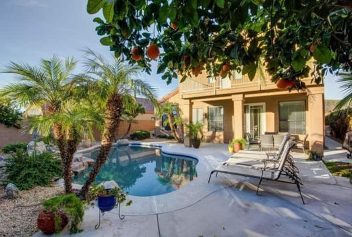 Resort Style Private Pool - 3 bedrooms 3 baths