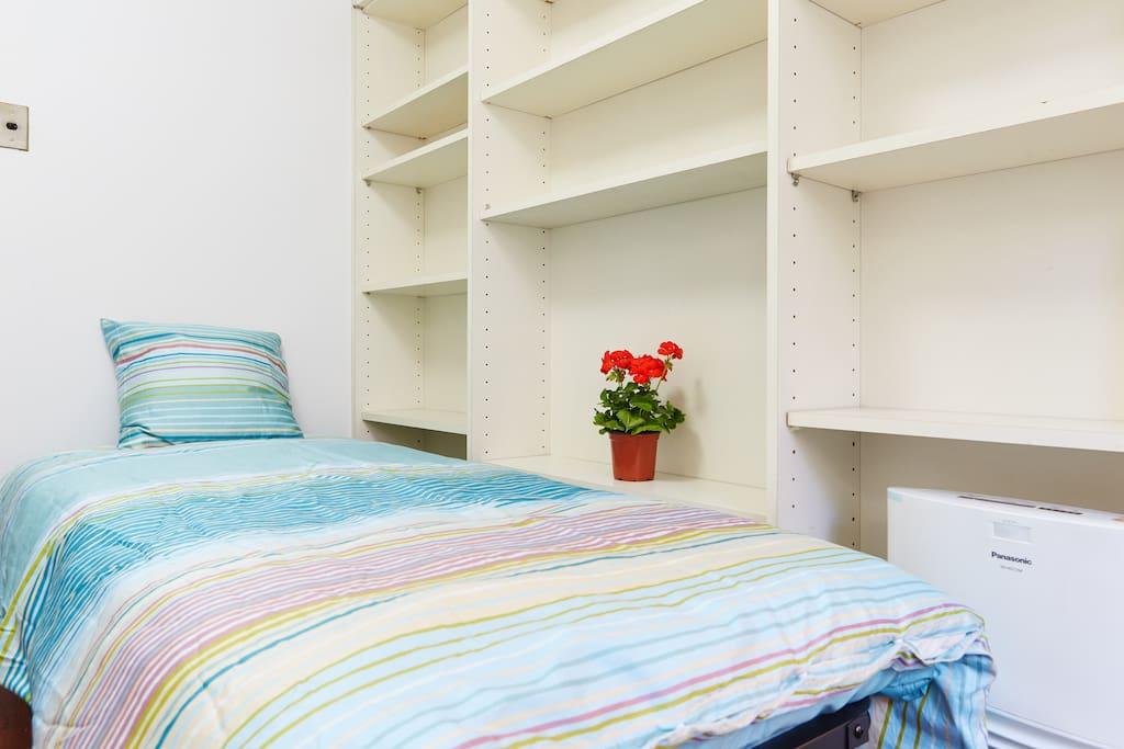 1 Single Chair Bed (80cmx180cm)