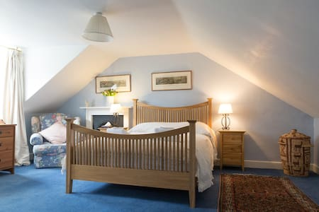 Double room in Georgian Townhouse - Edinburgh - Bed & Breakfast