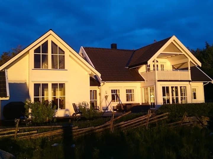 Feriehus/leilighet i Flatanger