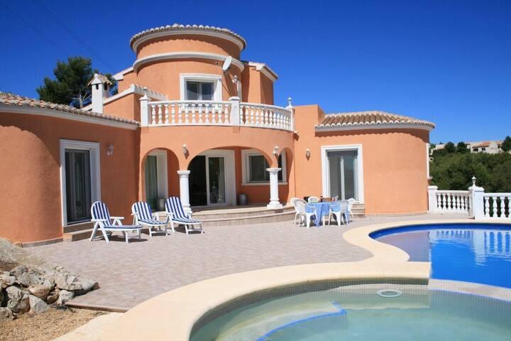 Villa Redonda I - Xàbia - House