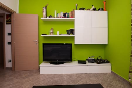 Nice apartment with private parking - Legnano - Daire
