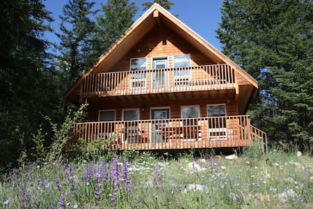 Cabin on Fawn Creek AVAILABLE NOW! - Winthrop - Kisház