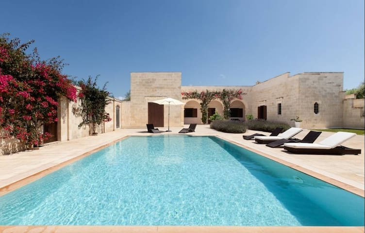 Luxury Masseria in Salento - Vernole - Villa