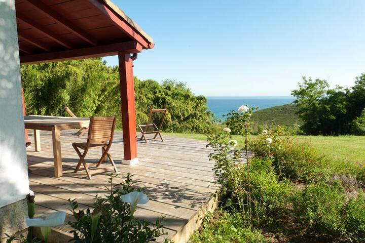 Magical sea view on the ocean ! - Bidart - Villa
