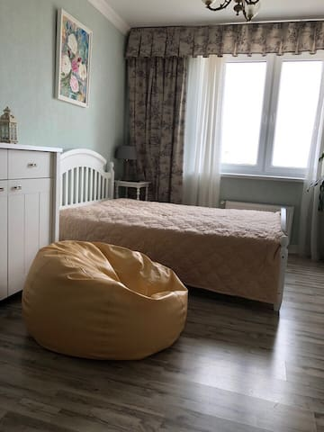 Апартаменты Яблоко