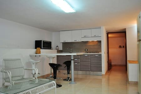 Amazing apt near the beach & garden