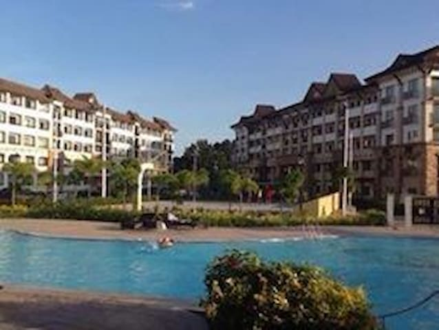 2BR Condo for Short/Long Term Davao - Davao City - Appartement