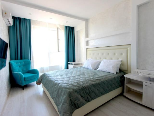 Apartments RCR in Bolshoy Complex 282