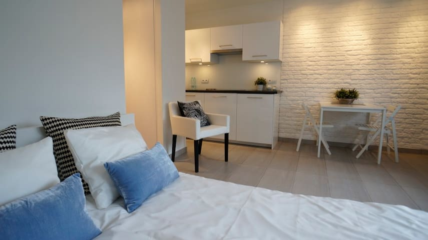 Small apartment in city center : Pańska Street 5 . - Warsaw - Apartmen