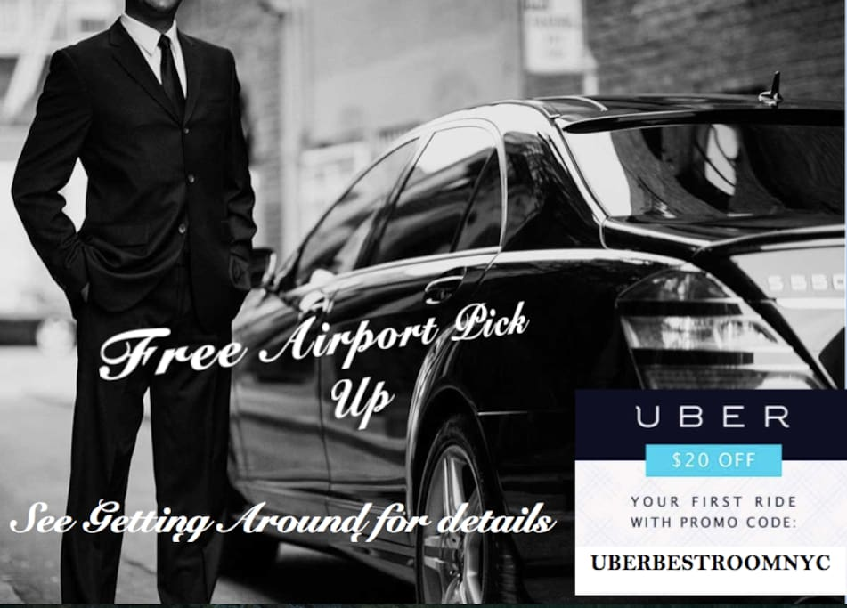 UBER AVAILABLE 24 HOURS IN THE AREA