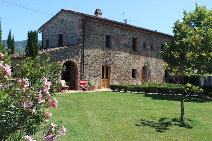 Typical Tuscany House