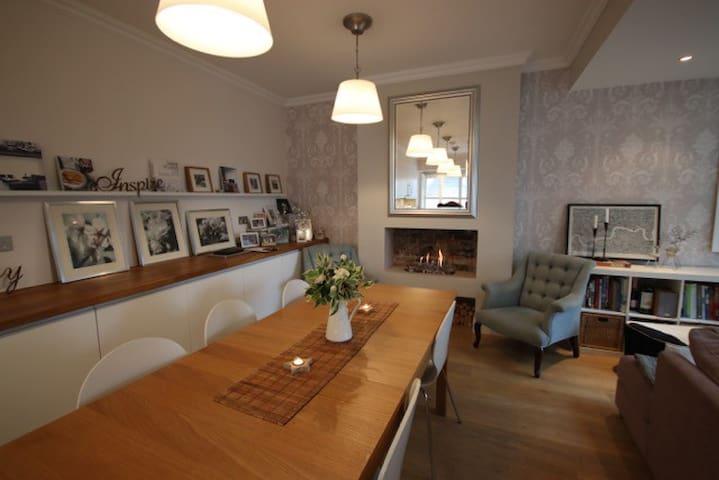 Lovely family home - Surbiton - Huis