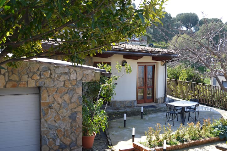 Charming House with Lovely Sea View - Agropoli - Casa