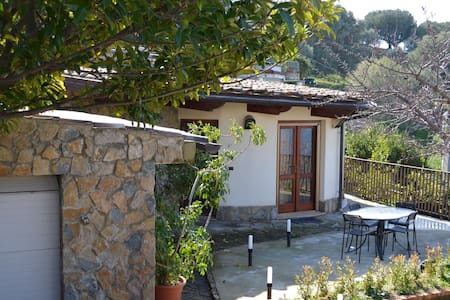 Charming House with Lovely Sea View - Agropoli - Ev