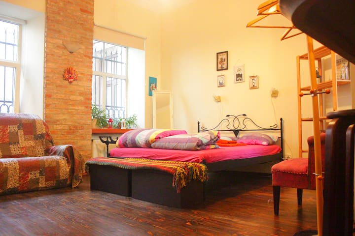 Cozy studio in the Old Town - Riga - Apartamento