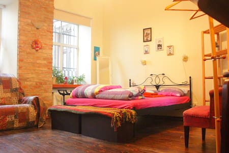 Cozy studio in the Old Town - Riga - Daire