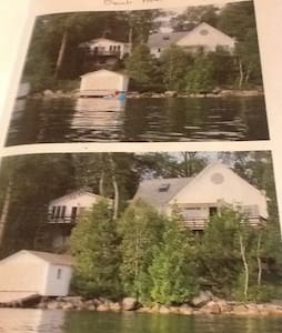 Willoughby Lake Lakefront cottage - Westmore - 独立屋