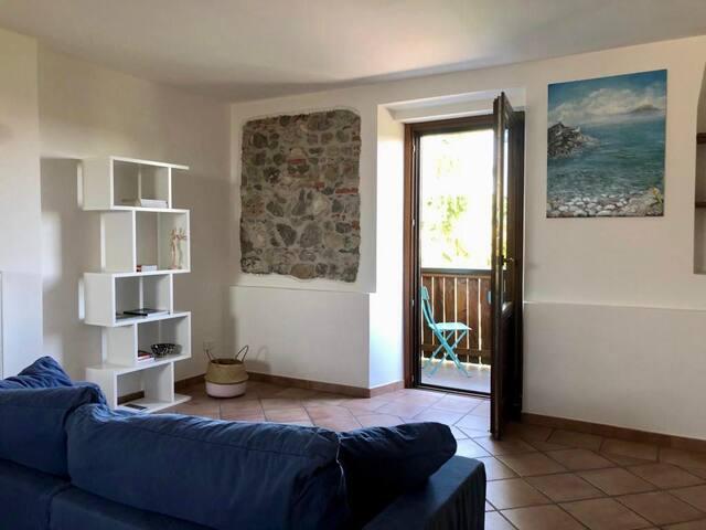 Delizioso appartamento con balcone a Cividale