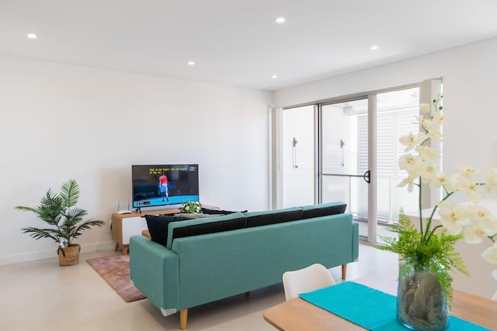 Brand New 2 Bedrooms Apartment