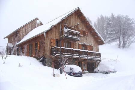 Appartement domaine station de ski des Karellis