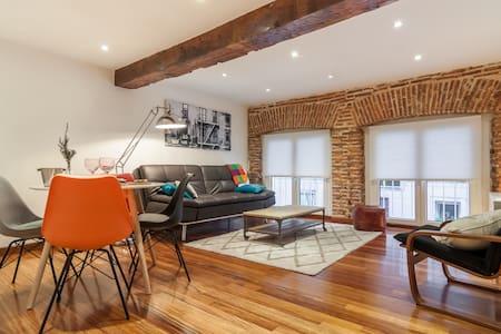 Apartamento Centrico Estilo Loft - Santander - Apartemen