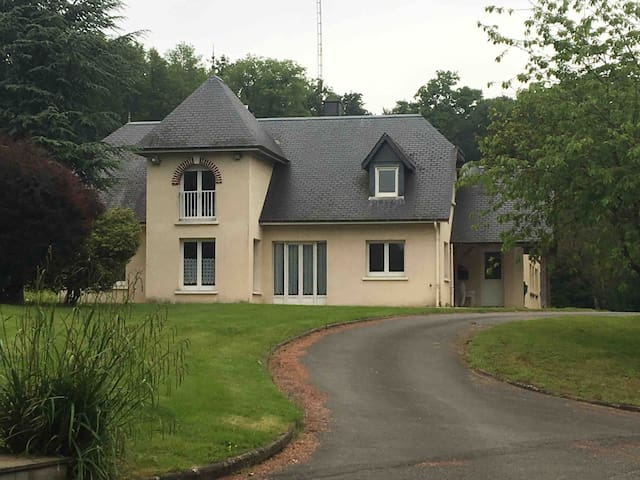 Beau logement (T1) dans un domaine privé