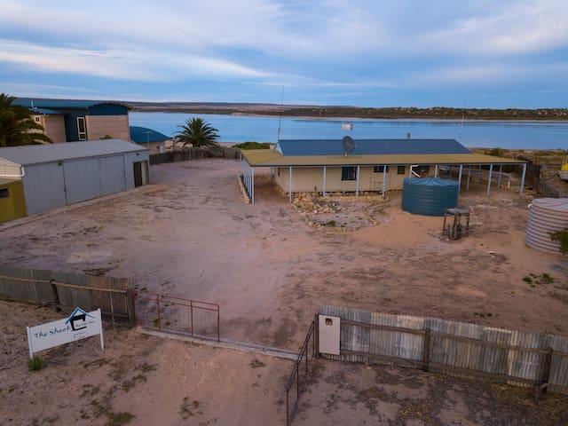 The Shack at Baird Bay