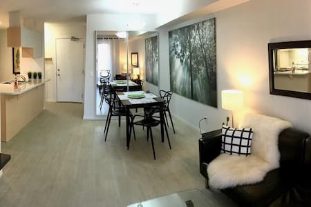 Newly renovated Two Bedrm Condo near College