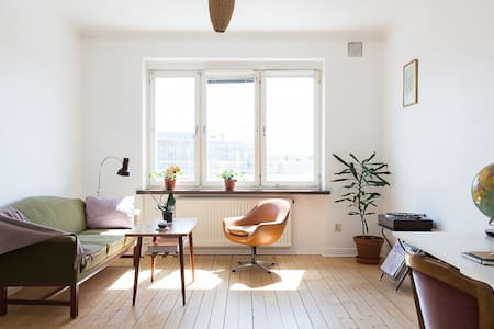 Charming and cosy apartment near Triangeln-Malmoe - Malmö - Pis