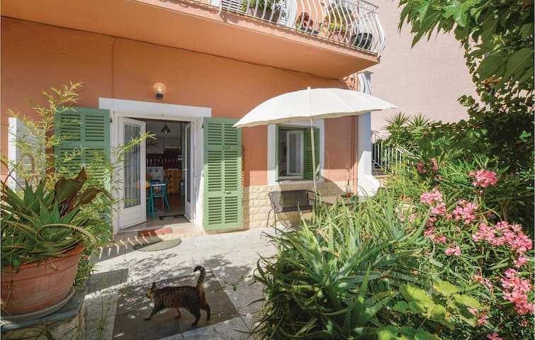 Holiday apartment with 1 bedroom on 34m² in St. Florent