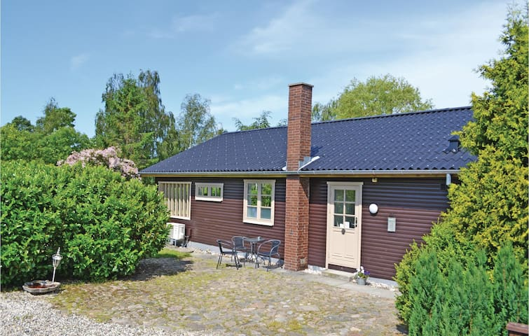 Holiday cottage with 2 bedrooms on 67 m² in Hornslet
