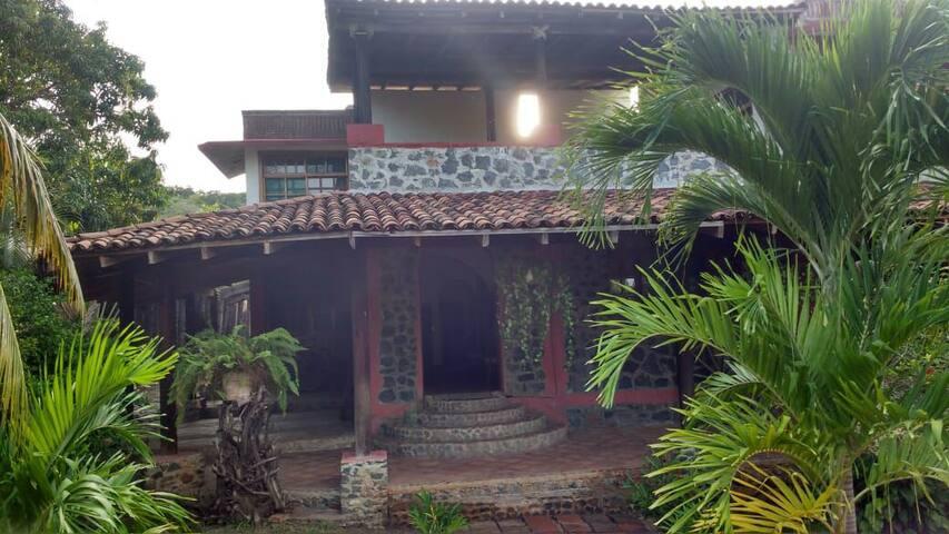 Casa de la española.