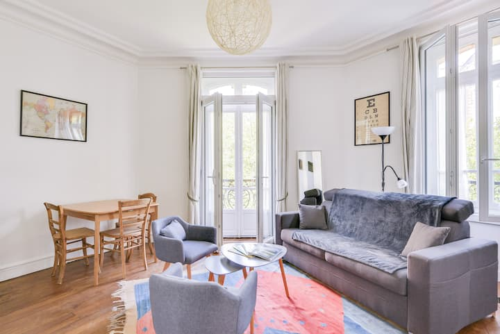 MILADY - Charming Apt in City Centre