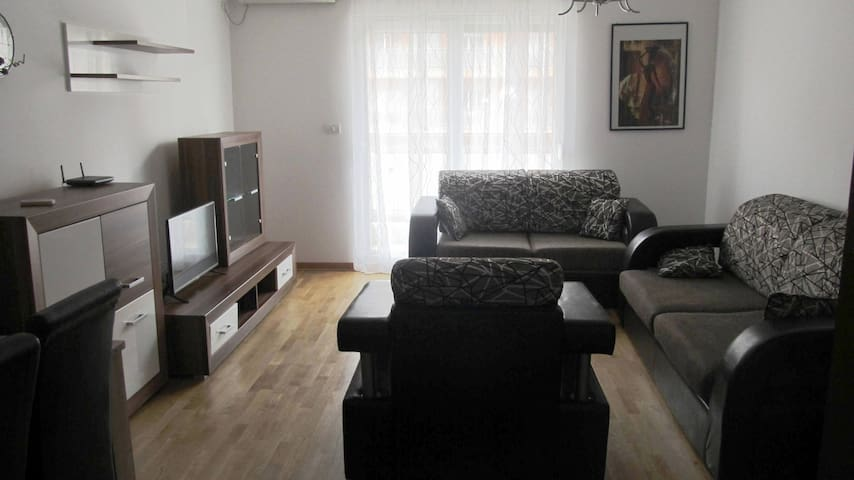 Podgorica modern apartment City kvart - Podgorica - Apartment