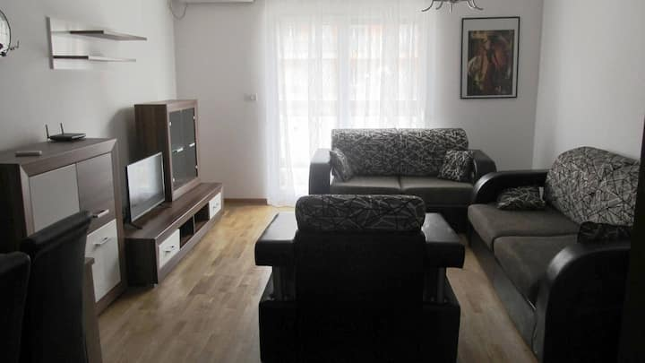 Podgorica modern apartment City kvart