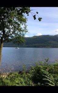 2br Loch Lomond, Scotland. - Tarbet - House