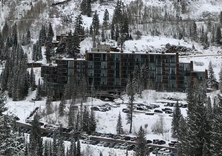 Loft Unit, Iron Blosam Lodge, Snowbird, UT