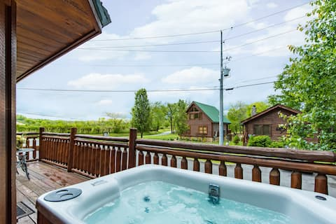 NEW 💙Fast Internet★HOTTUB ★River VIEW★Pets OK